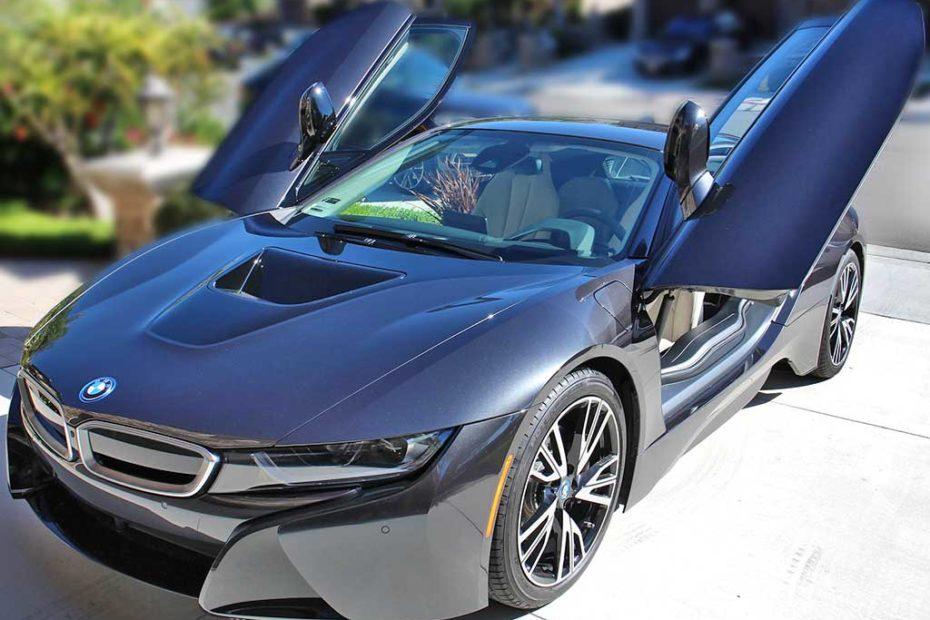 BMW i8 Elektroauto