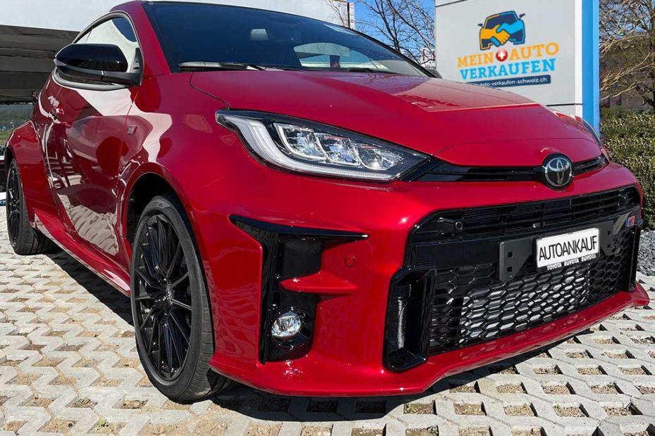 Toyota Yaris 2020 GR 1.6 L Turbo 261 PS 1385 kg